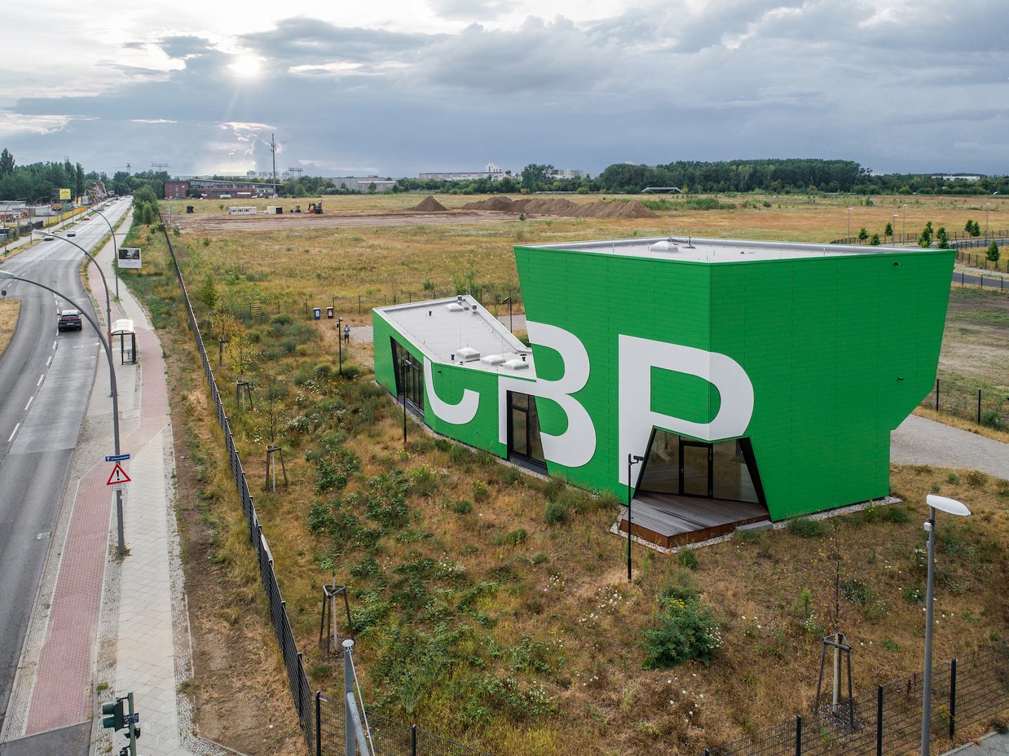 270 CBP Pavillon