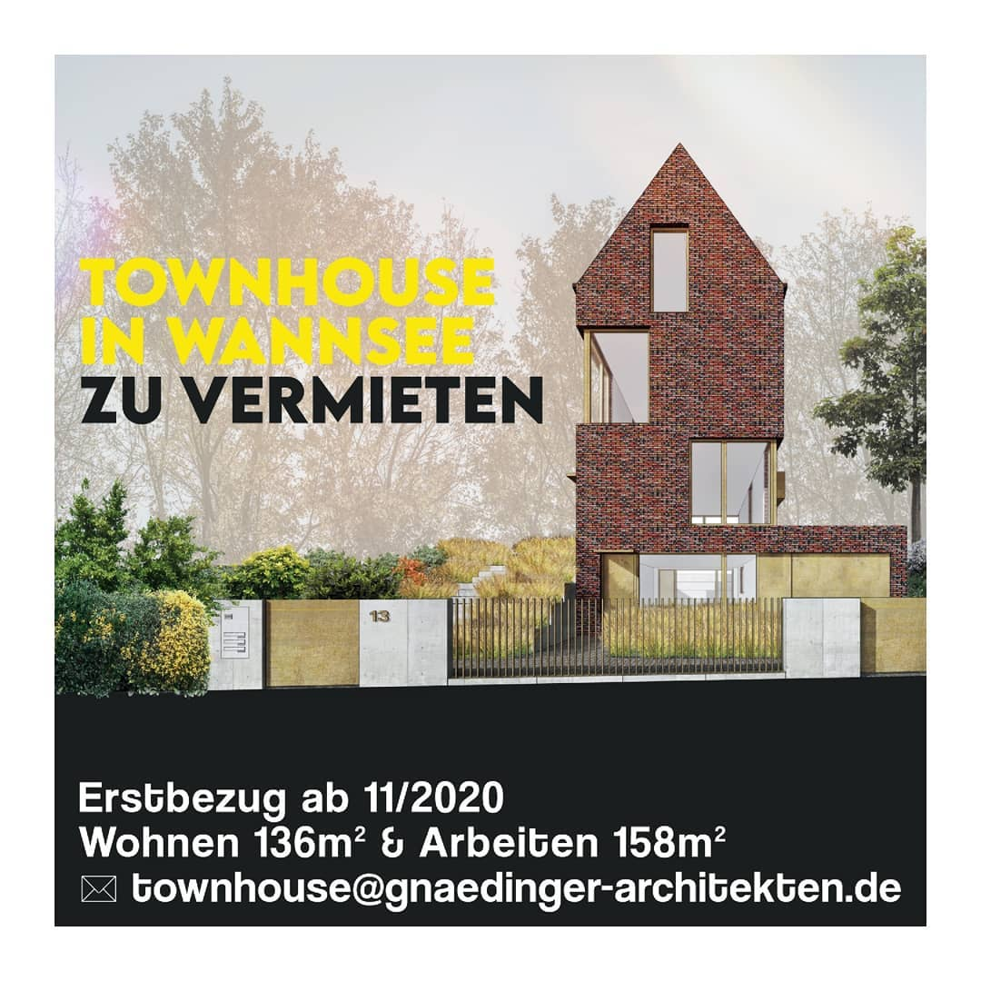 Contact us for more info about this project in Wannsee – Berlin, currently under construction